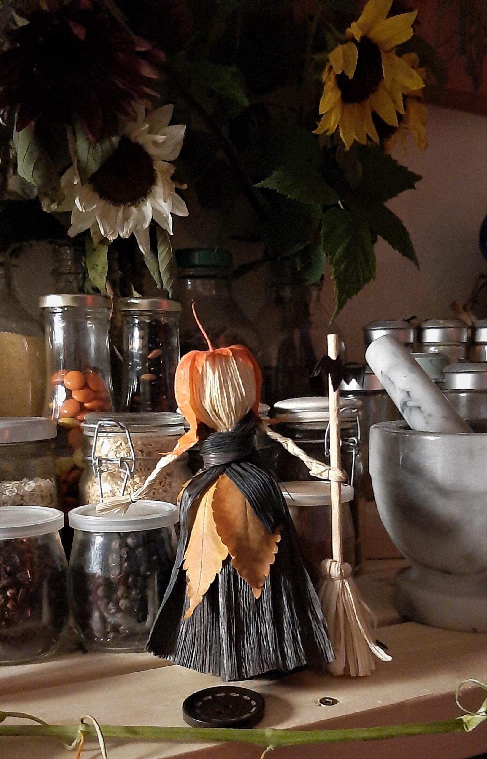 Corn Husk Witch