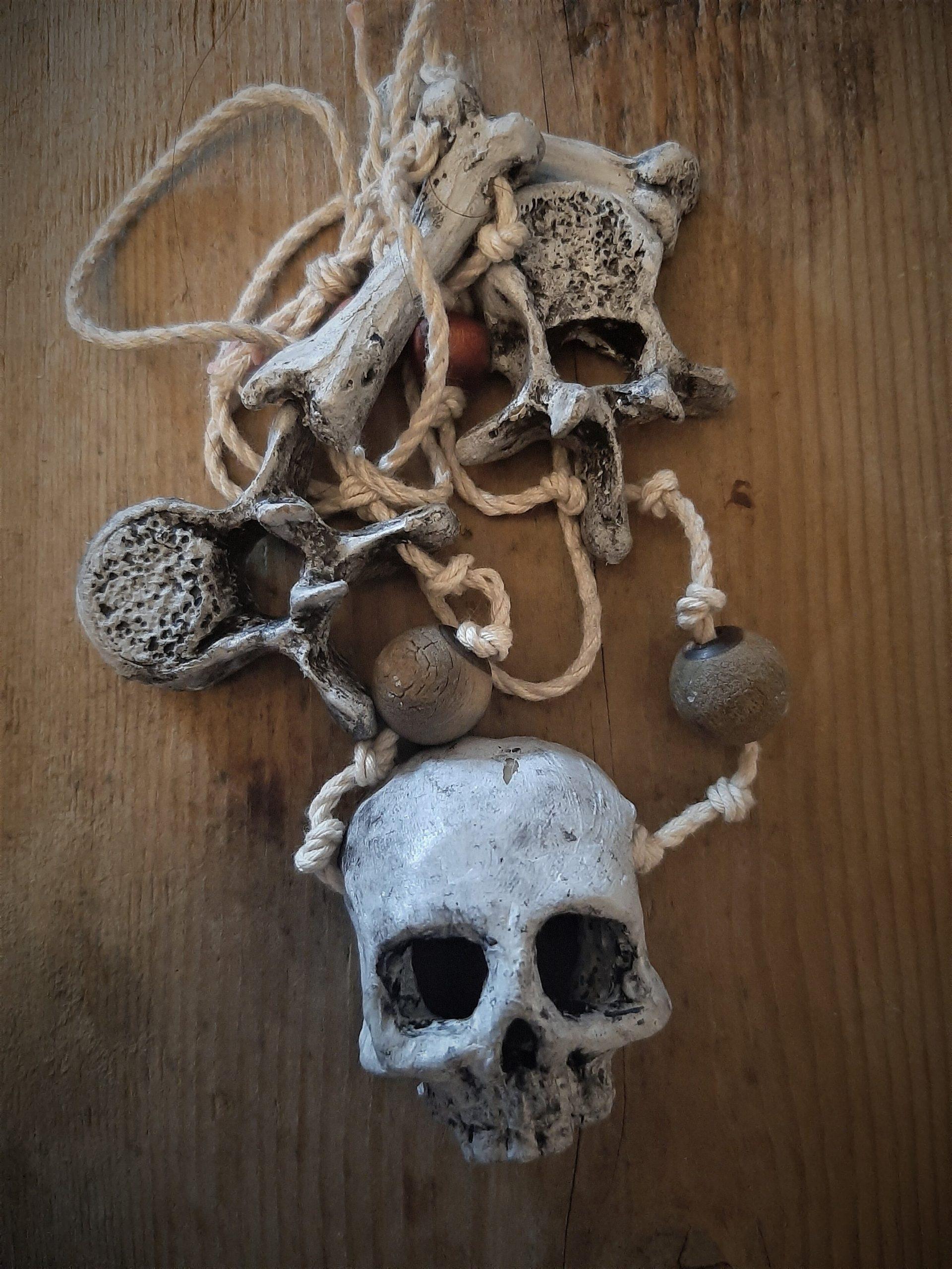 Sculpted Skulls