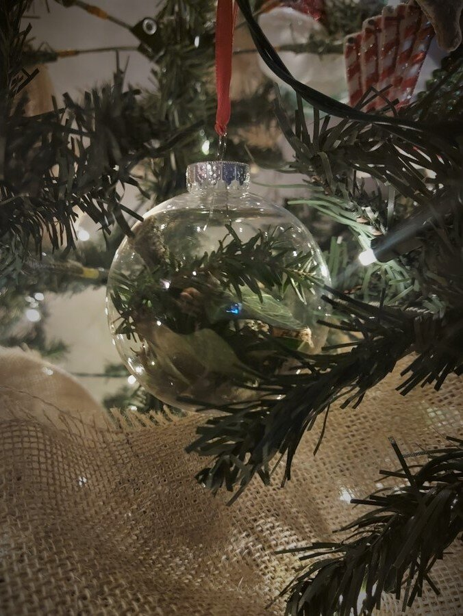 Nature Inspired Ornaments
